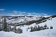 Vail Ski Area, Vail, Colorado