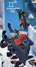 Womens Biathlon - 10 February 2018