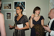 YASMIN LE BON AND JASMINE GUINNESS, 240th Royal Academy Summer Exhibition fundraising private view. Piccadilly. London.4 June 2008.  *** Local Caption *** -DO NOT ARCHIVE-© Copyright Photograph by Dafydd Jones. 248 Clapham Rd. London SW9 0PZ. Tel 0207 820 0771. www.dafjones.com.