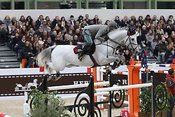 Gaudiano Emanuele, (ITA), Caspar<br /> Grand Prix Hermes <br /> Saut Hermes Paris 2016<br /> © Hippo Foto - Counet Julien