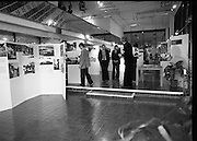 "20/06/1979.06/20/1979.20th June 1979.An exhibition of photographs presented by the Norwegian Foreign Ministry as a gift to the Department of Architecture, Bolton Street, Dublin entitled ""New Architecture from Norway"" at the Kilkenny Design Shop, Nassau Street."