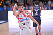 Rotnei Clarke<br /> Dolomiti Energia Aquila Basket Trento - Consultinvest Victoria Libertas Pesaro<br /> Lega Basket Serie A 2016/2017<br /> Trento, 26/03/2017<br /> Foto M. Ceretti / Ciamillo - Castoria