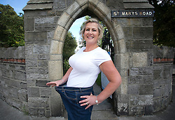 Repro Free: 08/10/2013 Alison Dillon from Firhouse Co Dublin has been crowned the 'Curvette of the Year 2013' having lost just under 4 stone. Alison was one of 6 worthy finalists who have lost more than 20 stone since joining Curves. Picture Andres Poveda