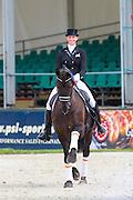 Stephanie Kooijman - Winston<br /> European Championships Dressage U25 2016<br /> © DigiShots
