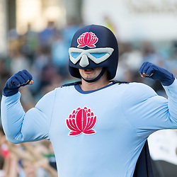 Tah Man during the super rugby match between Waratahs and the Rebels Allianz Stadium 21 May 2017(Photo by Mario Facchini -Steve Haag Sports)