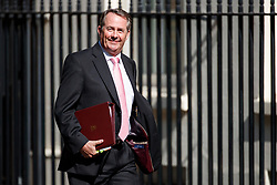 © Licensed to London News Pictures. 04/07/2017. London, UK. International Trade Secretary LIAM FOX attends a cabinet meeting in Downing Street, London on Tuesday, 4 July 2017.Photo credit: Tolga Akmen/LNP