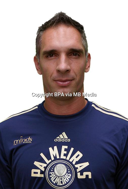 Brazilian Football League Serie A /<br /> ( Sociedade Esportiva Palmeiras ) -<br /> Fernando Buttenbender Prass &quot; Fernando Prass &quot;