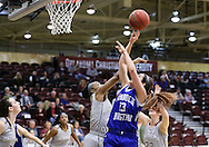 February 4, 2016: The Lubbock Christian University Lady Chaps play against the Oklahoma Christian University Lady Eagles in the Eagles Nest on the campus of Oklahoma Christian University.