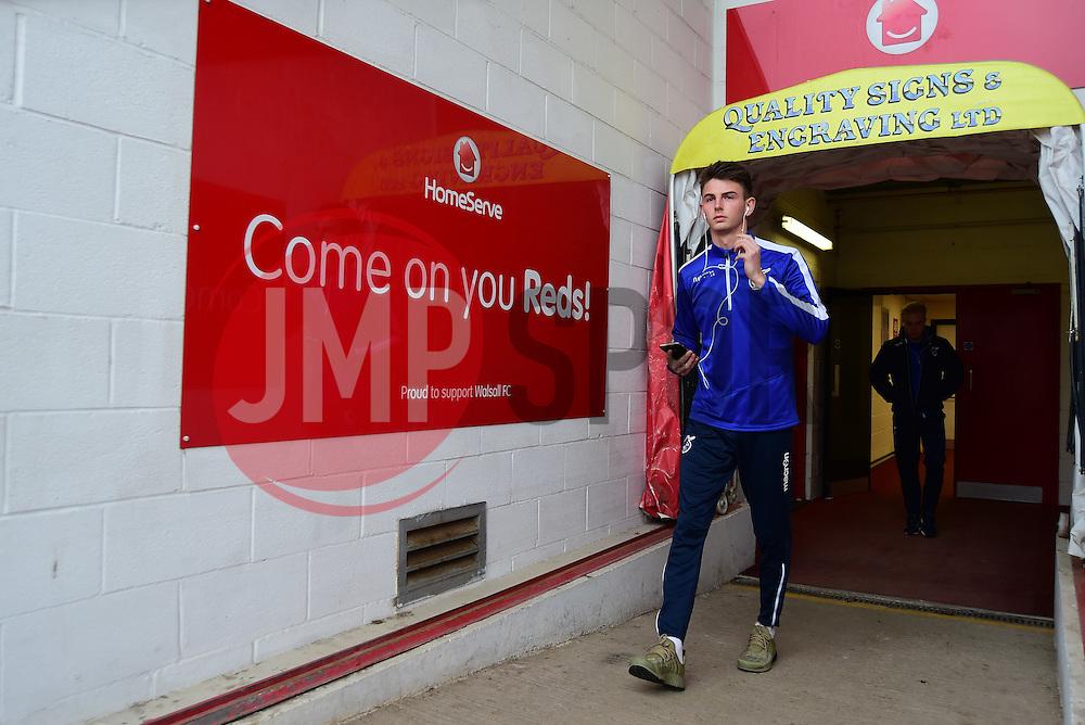 Bristol Rovers kieran hodges - Mandatory by-line: Alex James/JMP - 21/01/2017 - FOOTBALL - Banks's Stadium - Walsall, England - Walsall v Bristol Rovers - Sky Bet League One