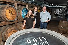 Holyrood Distillery launch, Edinburgh, 29 July 2019
