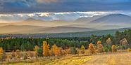 Landscapes V: Cairngorms in the Scottish Highlands