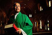 Father Sergio Solis is Pastor at St. Anthony Catholic Parish in Cicero, Il.