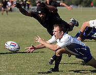 Match 4, Armed Forces Rugby Championship, 25 Oct 06, USA (3) vs. USAF (5)