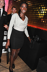 CHRISTINE OHURUOGU at the GQ Men of The Year Awards 2012 held at The Royal Opera House, London on 4th September 2012.