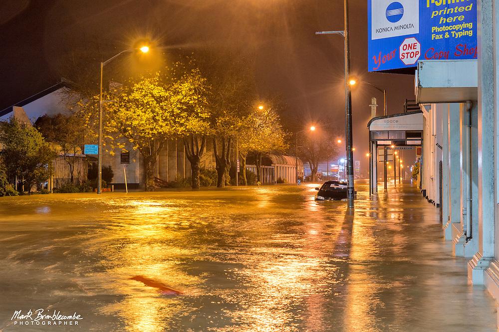 Wanganui Flood 21 June 2015