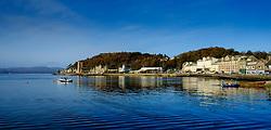 The sea front at Oban Bay Scotland<br /> <br /> (c) Andrew Wilson | Edinburgh Elite media