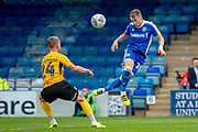 Gillingham FC midfielder Mark Byrne (18) during the EFL Sky Bet League 1 match between Gillingham and Southend United at the MEMS Priestfield Stadium, Gillingham, England on 5 October 2019.