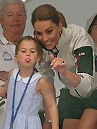 Cheeky Princess Charlotte