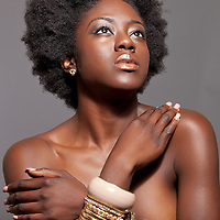 Afro natural