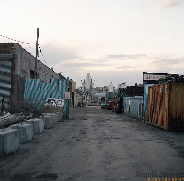 A documentary project about the polluted, post-industrial Gowanus Canal area of Brooklyn, New York.