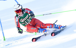 29.12.2017, Hochstein, Lienz, AUT, FIS Weltcup Ski Alpin, Lienz, Riesenslalom, Damen, 1. Lauf, im Bild Nina Haver-Loeseth (NOR) // Nina Haver-Loeseth of Norway in action during her 1st run of ladie's Giant Slalom of FIS ski alpine world cup at the Hochstein in Lienz, Austria on 2017/12/29. EXPA Pictures © 2017, PhotoCredit: EXPA/ Erich Spiess
