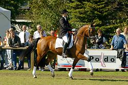 Show Fokkers vh jaar gelders paard<br />KWPN Paardendagen 2003<br />Photo © Dirk Caremans