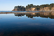 Van Damme State Beach, Van Damme State Park - California
