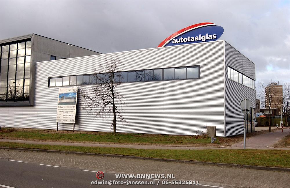 Autototaalglas franciscusweg 311 Hilversum nieuw pand
