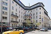 Hotel Schwarzer Bock, Kranzplatz, Wiesbaden, Hessen, Deutschland | Hotel Schwarzer Bock, Kranzplatz, Wiesbaden, Hesse, Germany