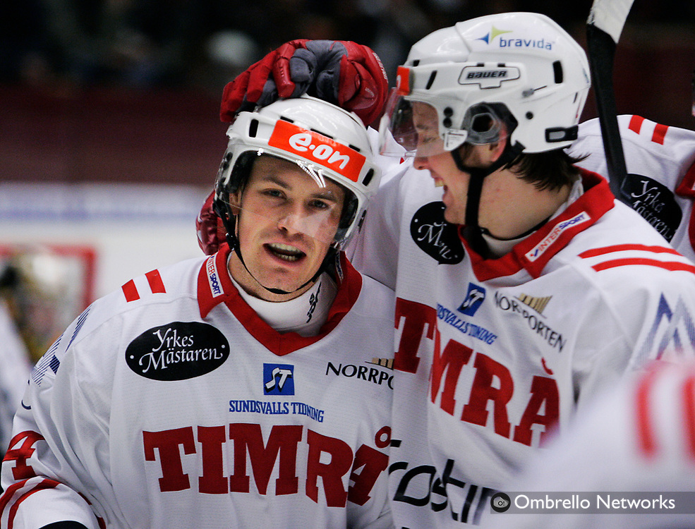 STOCKHOLM 061120<br /> ELITSERIEN ISHOCKEY BRYN&Auml;S VS TIMR&Aring;<br /> I bild: Mikko Laine.