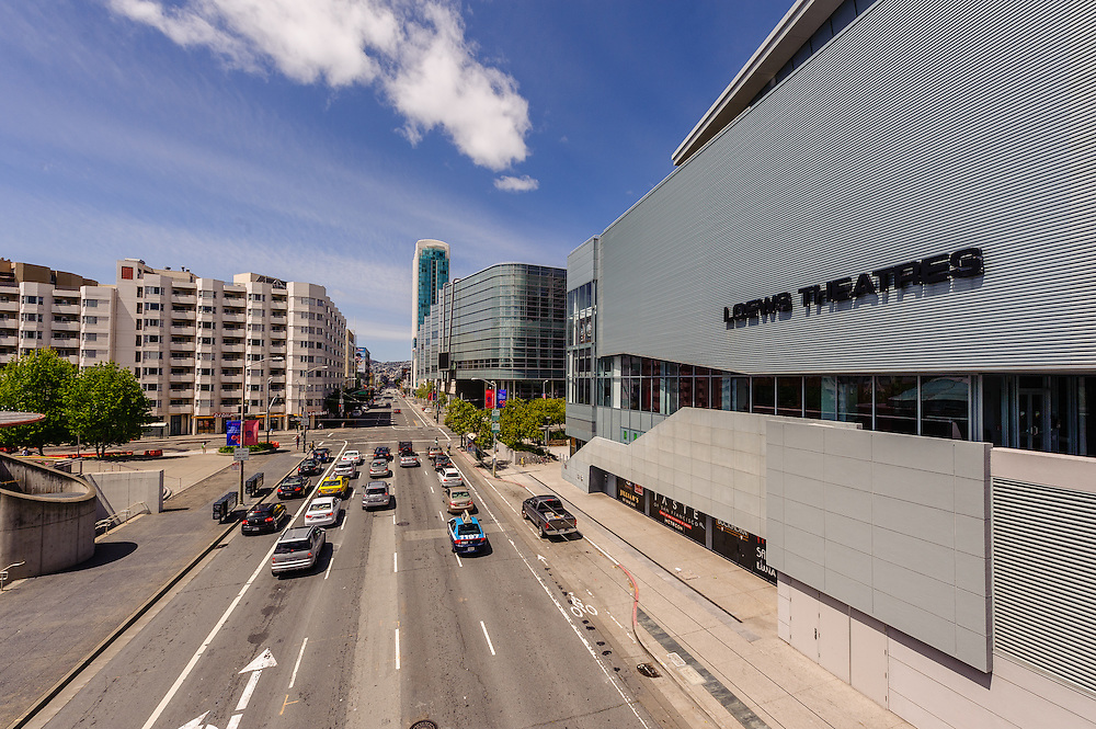 San Francisco, California, AMC Loews Theatres - Metreon 16, 101 4th Street
