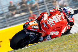 01.05.2010, Motomondiale, Jerez de la Frontera, ESP, MotoGP, Race, im Bild Casey Stoner - Ducati team. EXPA Pictures © 2010, PhotoCredit: EXPA/ InsideFoto / SPORTIDA PHOTO AGENCY