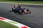 September 3-5, 2015 - Italian Grand Prix at Monza: Carlos Sainz Jr. Scuderia Toro Rosso