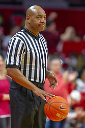 NORMAL, IL - February 16:  Antinio Petty during a college basketball game between the ISU Redbirds and the Bradley Braves on February 16 2019 at Redbird Arena in Normal, IL. (Photo by Alan Look)