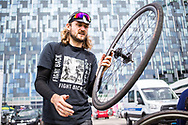 Red Hook Crit London no. 3<br /> Athletes area<br /> <br /> Photo: Tornanti.cc