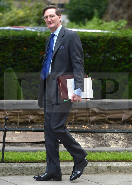 © Licensed to London News Pictures. 10/07/2012. Westminster, UK. Attorney General for England and Wales Dominic Grieve. Politicians in Downing Street today 10th July 2012. Photo credit : Stephen Simpson/LNP