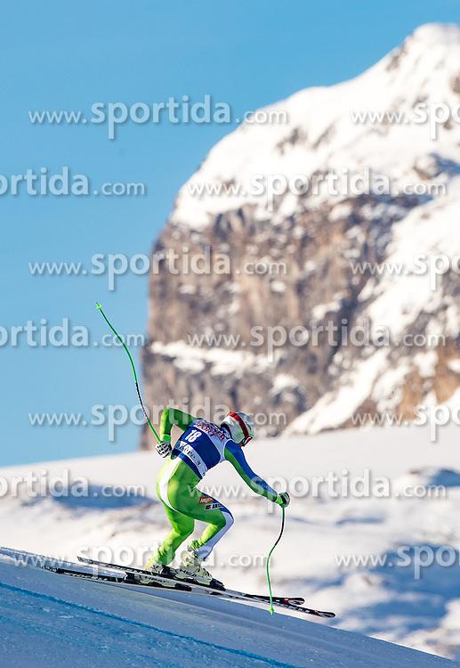 01.12.2016, Val d Isere, FRA, FIS Weltcup Ski Alpin, Val d Isere, Abfahrt, Herren, 2. Training, im Bild Bostjan Kline (SLO) // Bostjan Kline of Slovenia in action during the 2nd practice run of men's Downhill of the Val d Isere FIS Ski Alpine World Cup. Val d Isere, France on 2016/01/12. EXPA Pictures © 2016, PhotoCredit: EXPA/ Johann Groder