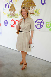LADY HELEN TAYLOR at a charity lunch organised in aid of ASAP (African Solutions to African Problems) held at the Louise T Blouin Foundation, 3 Olaf Street, London W11 on 23rd June 2010.