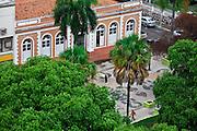 Cuiaba_MT, Brasil...O Museu Historico de Mato Grosso em Cuiaba, Mato Grosso...The Historical Museum in Cuiaba, Mato Grosso...Foto: JOAO MARCOS ROSA  / NITRO...