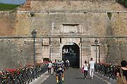 Porta Brescia, Peschiera del Garda, Venetien, Italien | Porta Brescia, Peschiera del Garda, Veneto, Italy