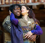 Titus Andronicus by William Shakespeare at Shakespeare's Globe Theatre, London, Great Britain, Press Photocall. 30th April 2014 <br />