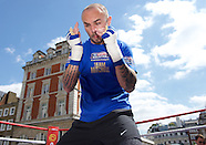Kevin Mitchell Public workout 260515