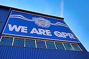 Loftus Road during the Sky Bet Championship match between Queens Park Rangers and Rotherham United at the Loftus Road Stadium, London, England on 22 August 2015. Photo by Matthew Redman.