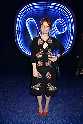 Alice Levine at the Warner Music & Ciroc Brit Awards party, Freemasons Hall, 60 Great Queen Street, London England. 22 February 2017.