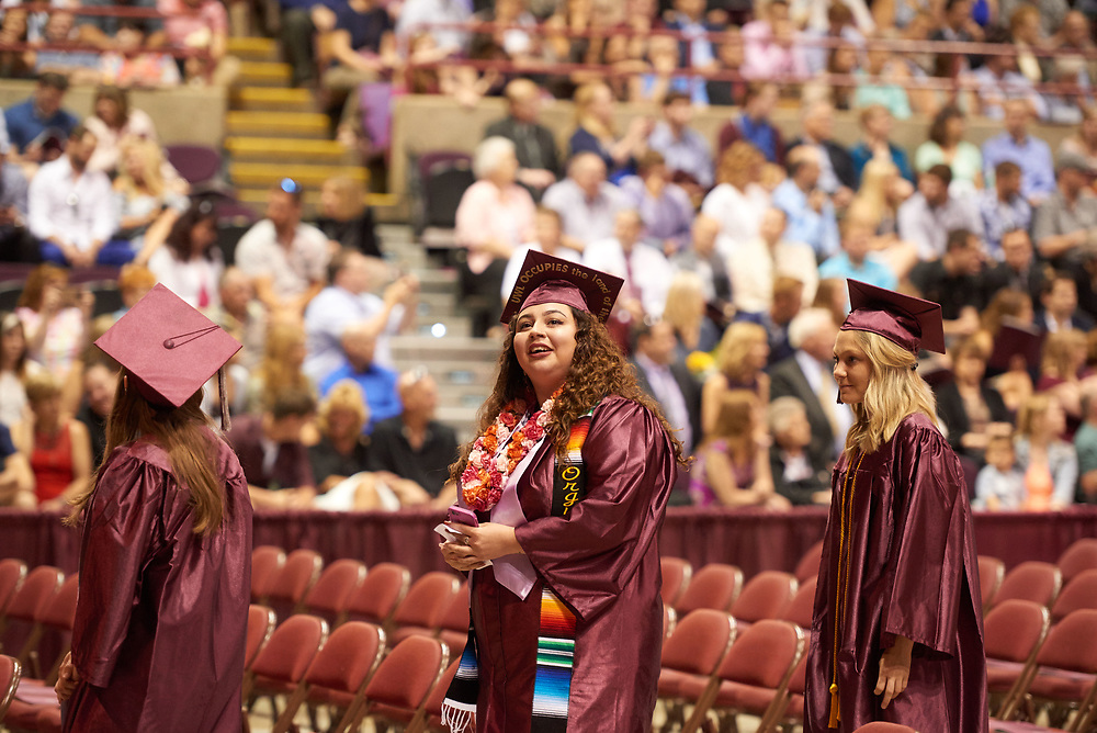 Spring Commencement La Crosse Center