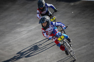 8 Boys #4 (TOWNLEY Corey) USA at the 2018 UCI BMX World Championships in Baku, Azerbaijan.