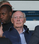 Dundee legend Alan Gilzean watches Dundee take on Wigan - Dundee v Wigan Athletic - pre season friendly at Dens Park<br /> <br />  - &copy; David Young - www.davidyoungphoto.co.uk - email: davidyoungphoto@gmail.com