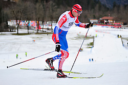 LAPKIN Sergey, RUS at the 2014 IPC Nordic Skiing World Cup Finals - Middle Distance