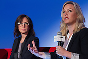 Lesley Chilcott, Documentary Film Producer, and Jennifer Jolly, Journalist, USA Today and The New York Times