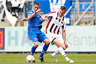 Onderwerp/Subject: Willem II - AZ Alkmaar - Eredivisie<br /> Reklame:  <br /> Club/Team/Country: <br /> Seizoen/Season: 2012/2013<br /> FOTO/PHOTO: Tim CORNELISSE (R) of Willem II in duel with Adam MAHER (L) of AZ Alkmaar. (Photo by PICS UNITED)<br /> <br /> Trefwoorden/Keywords: <br /> #04 $94 ±1355244121349<br /> Photo- & Copyrights © PICS UNITED <br /> P.O. Box 7164 - 5605 BE  EINDHOVEN (THE NETHERLANDS) <br /> Phone +31 (0)40 296 28 00 <br /> Fax +31 (0) 40 248 47 43 <br /> http://www.pics-united.com <br /> e-mail : sales@pics-united.com (If you would like to raise any issues regarding any aspects of products / service of PICS UNITED) or <br /> e-mail : sales@pics-united.com   <br /> <br /> ATTENTIE: <br /> Publicatie ook bij aanbieding door derden is slechts toegestaan na verkregen toestemming van Pics United. <br /> VOLLEDIGE NAAMSVERMELDING IS VERPLICHT! (© PICS UNITED/Naam Fotograaf, zie veld 4 van de bestandsinfo 'credits') <br /> ATTENTION:  <br /> © Pics United. Reproduction/publication of this photo by any parties is only permitted after authorisation is sought and obtained from  PICS UNITED- THE NETHERLANDS